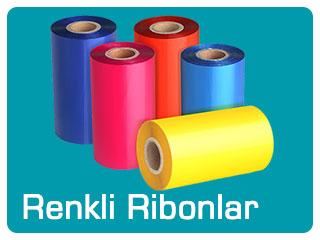 Renkli Ribon Fiyatları